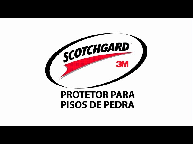 Limpeza de Pisos de Pedra Scotchgard 3M - Grupo Sentax