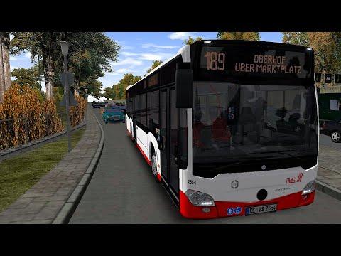 Omsi 2 Addon Projekt Gladbeck - Route 189 Stadion - Oberhof (PC) |