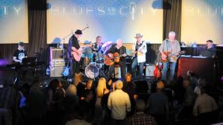 Jim Byrnes and The Zimmermen Concert