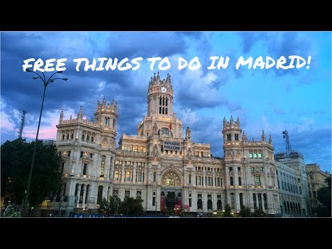3 Favorite Free Sights of Madrid