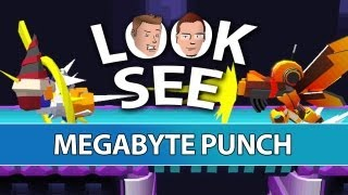 Megabyte Punch! Quick Look + Gameplay!
