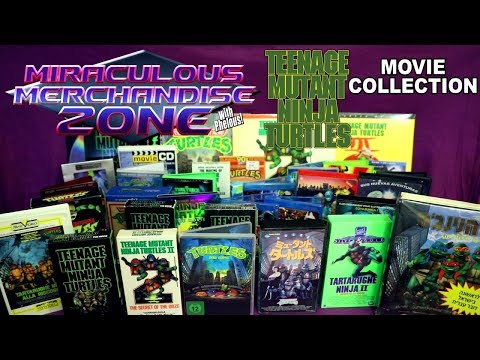 TMNT Movie Collection