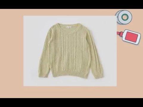 how to unshrink a shrunken sweater cctv english youtube. Black Bedroom Furniture Sets. Home Design Ideas