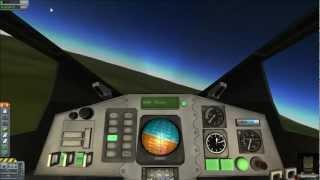 Scott Flies a Spaceplane Designed By.... His Dad - Kerbal Space Program