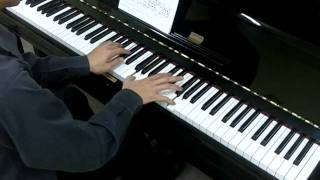 AMEB Piano Series 15 Grade 6 List D No.1 D1 Grainger Will ye gang to the hielands, Lizzie Lindsay