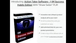 Action Taker Software | Make your own customer's more productive with this software