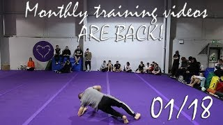 01/18   Monthly Training