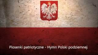 Hymn Polski Podziemnej - Naprzód, do boju żołnierze - Tekst - Patriotyczna