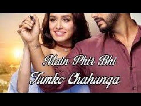 Phir Bhi Tumko Chahunga (Half Girlfriend) -190Kbps [DJMaza.Life]
