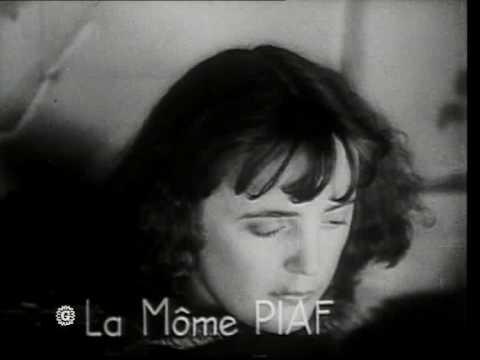 L'interrogatoire de La môme Piaf (1936)
