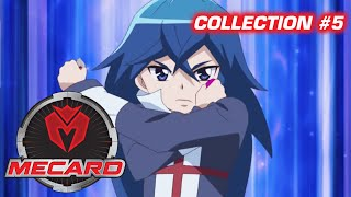Mecard Full Episodes 33-40 | Mecard | Mattel Action!