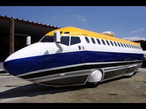 Mexicanicos - Avion Limosina