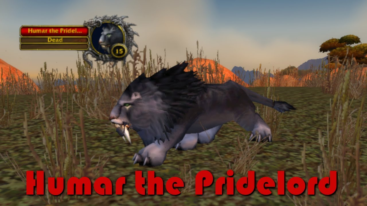 Download Humar the Pridelord
