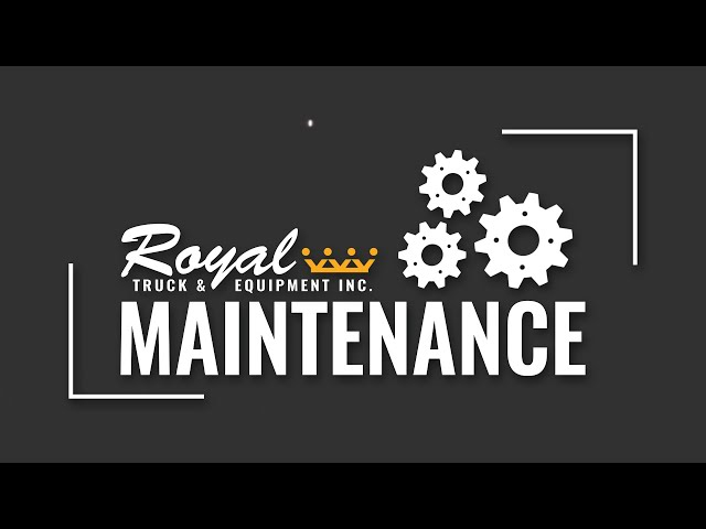 Royal Maintenance   Greasing the Attenuator