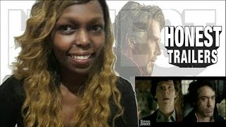 Honest Trailers - Doctor Strange Reaction!