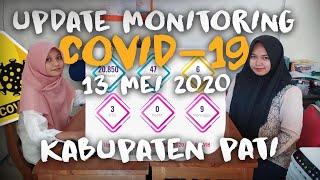 UPDATE!! KABAR BAIK, KASUS POSITIF COVID-19 DI PATI NIHIL (13 MEI 2020)