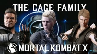 Mortal Kombat X - The Family Cage (trailer)