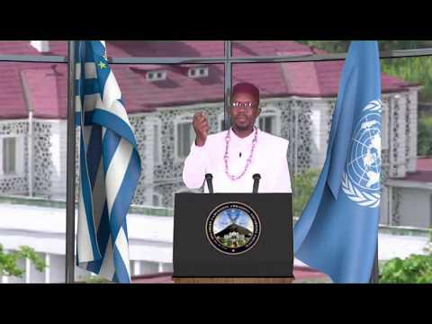 Interim VP Milton Taka Addresses The Nation