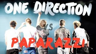 Iconic Moments Of One Direction With Paparazzi