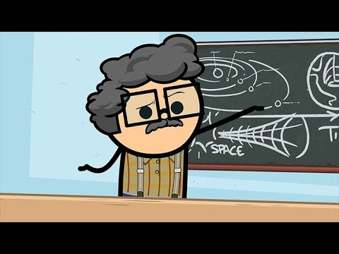 Science Class - Cyanide & Happiness Shorts