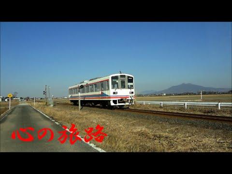 関東鉄道常総線 心の旅路 キハ2403号 玉村~石下 2015/01/20