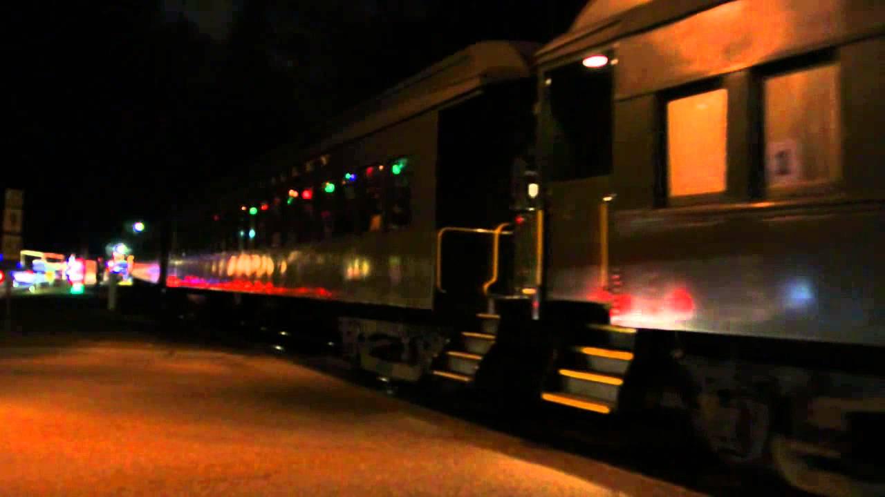 Essex steam train polar express picture 748