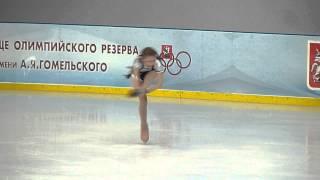 Софья Истомина, КП, Первенство Москвы (ст. вз.) 2013
