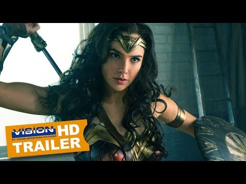Wonder Woman - 2017 (Official Trailer)