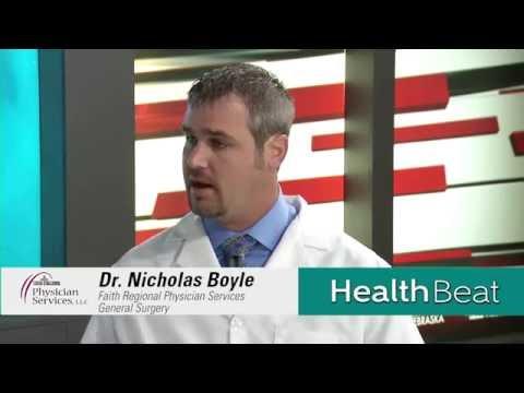 Dr. Nicholas Boyle - Complex Hernia