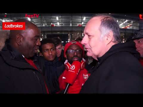 Arsenal 4-1 Crystal Palace | Has Alexis Gone To The Biggest Club In England? (Claude vs Ty)