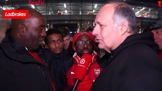 Arsenal 4-1 Crystal Palace   Has Alexis Gone To The Biggest Club In England?  Claude Vs Ty