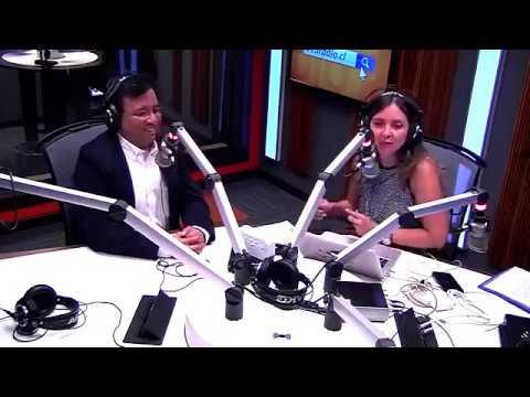 Entrevista a nuestro director en Radio T13