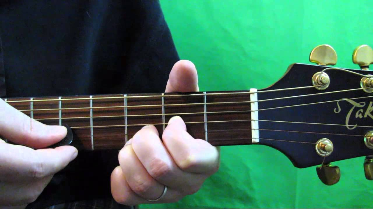 How To Play A Dsus15 Chord On Guitar