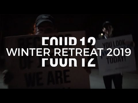 WINTER RETREAT 2019 RECAP