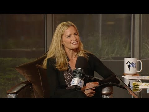 """Battle of the Sexes"" Actress Elisabeth Shue Joins the Rich Eisen  InStudio  Full"