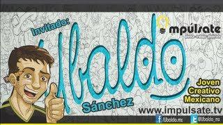 Ubaldo Sánchez en Impúlsate Tv Creativo en www.mediotiempo.com