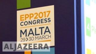 Brexit tops European centre-right's discussions in Malta