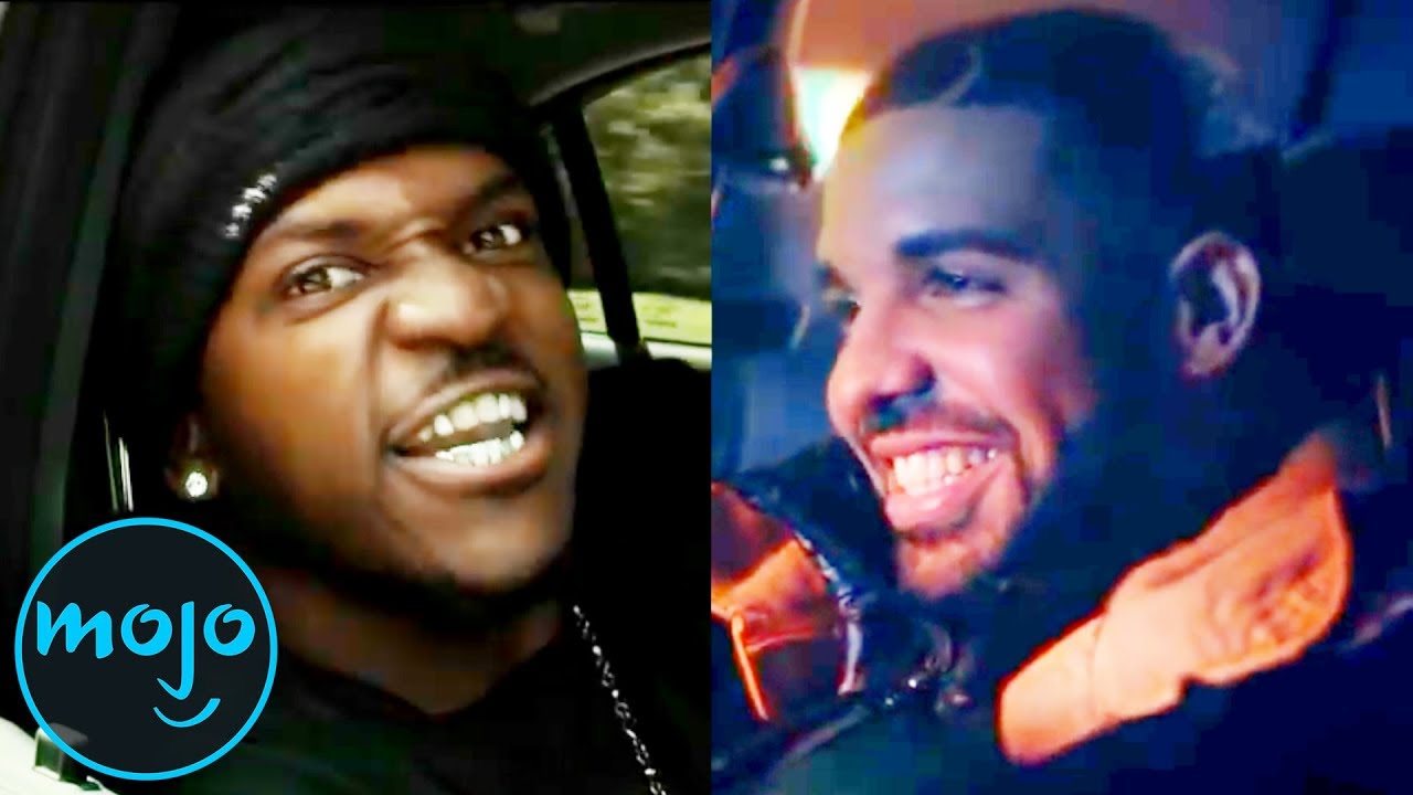 Top 5 Most Savage Lines From The Drake And Pusha T Diss Tracks