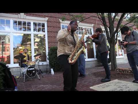 Boston Newbury Street Jam