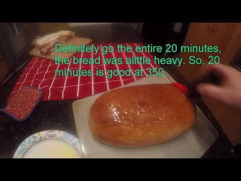 Frozen Bread Baked
