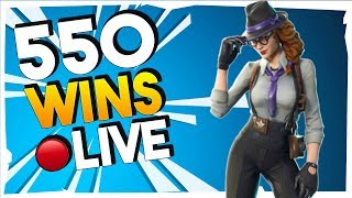 🔴 8x Wins too crazy for Fortnite Live/Giveaway in Description
