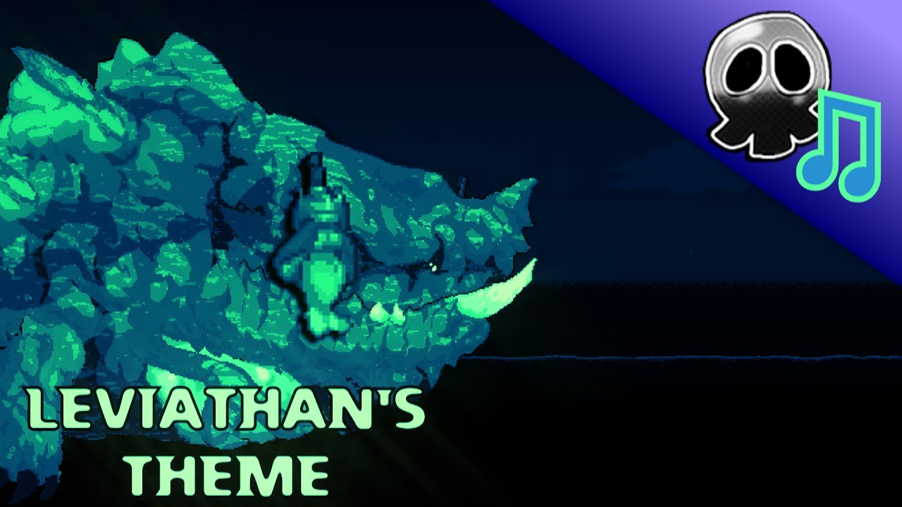 terraria how to kill leviathan