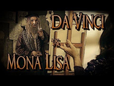 Wielkie Konflikty - odc.8 'Da Vinci vs Mona Lisa'