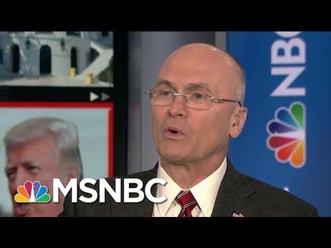 Andy Pudzer: Markets Confident Congress Will Pass President Donald Trump's Tax Reform   MSNBC