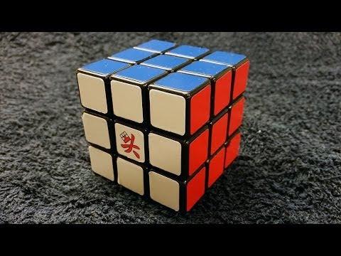 Rubiks kube (3x3), Grundig veiledning på norsk