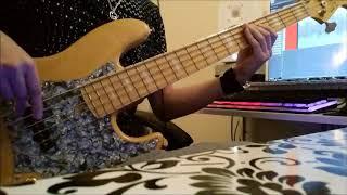 ガンゲイル・オンライン 藍井エイル 流星 Ryusei bass ベース 弾いてみた