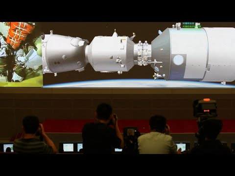 'The Cold War has spread to space' with the construction of China's space station