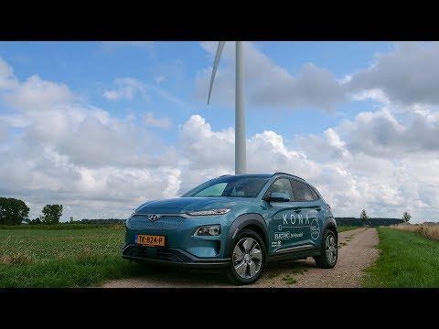 IN BEELD - Hyundai Kona Electric