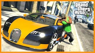 STEALING RARE VEHICLES MOD! (GTA 5 Mods)