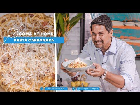 Goma At Home: The 4 Ingredient Carbonara
